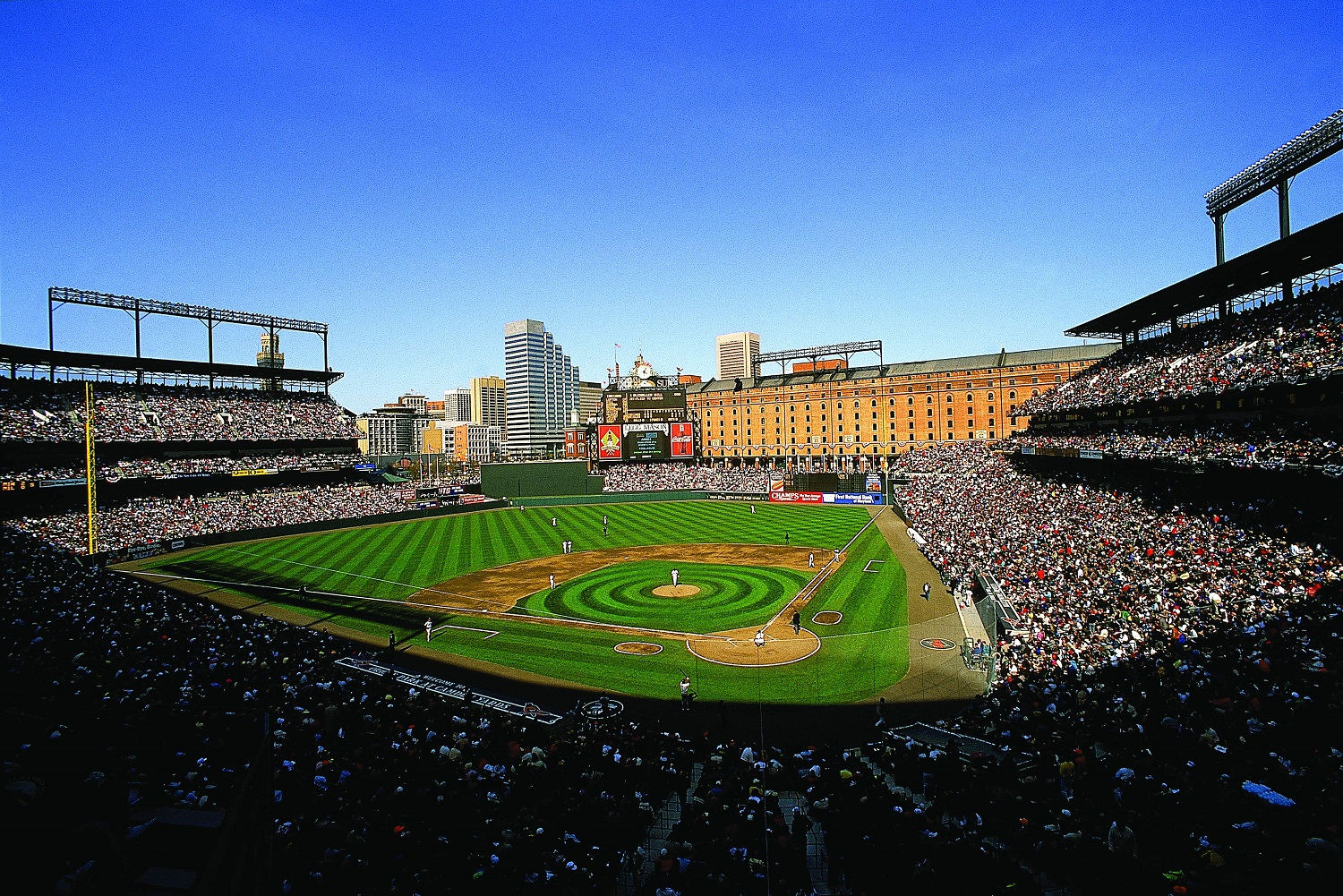 Oriole Park At Camden Yards Tour