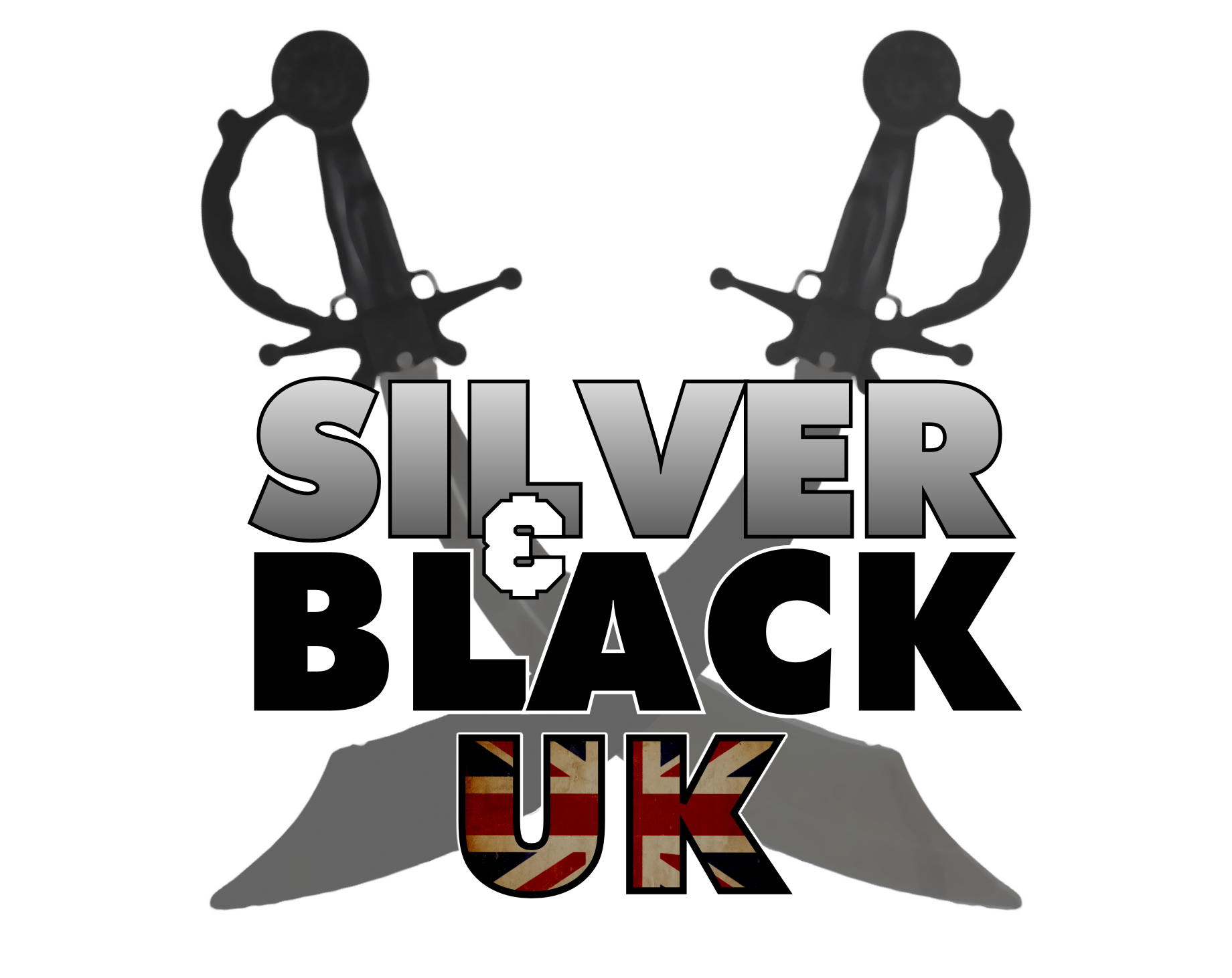 Touchdown Trips - Silver & Black UK