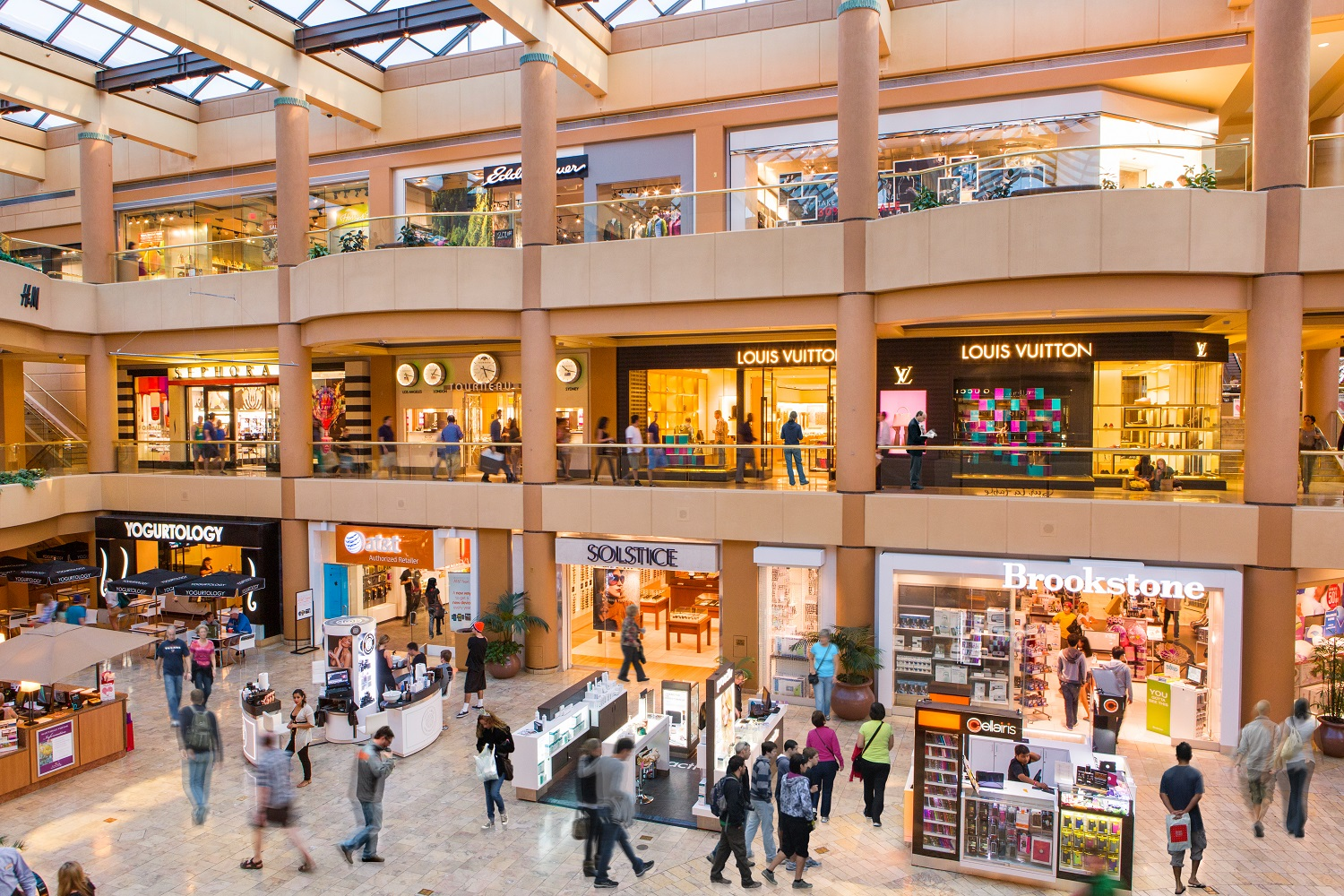 Wi-Fi-FreeSpot Directory - locations that offer Free Pompano fashion square mall directory