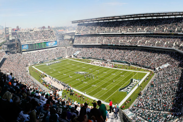 Group Tours - Philadelphia Eagles Lincoln Financial Field