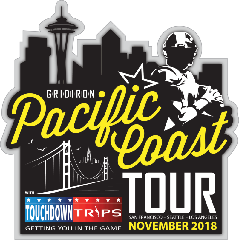 Gridiron Tour brought to you by Touchdown Trips