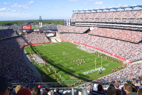 Group Tours - New England Patriots Gillette Stadium