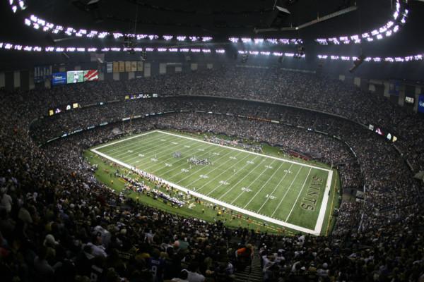 Group Tours - New Orleans Saints Mercedes-Benz Superdome