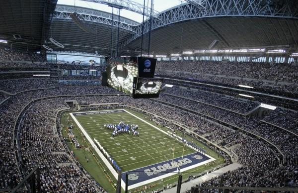 Group Trips - Dallas Cowboys AT&T Stadium