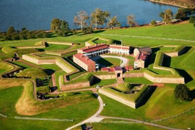 Baltimore Ravens - Fort McHenry