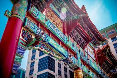 Washington Redskins - Chinatown