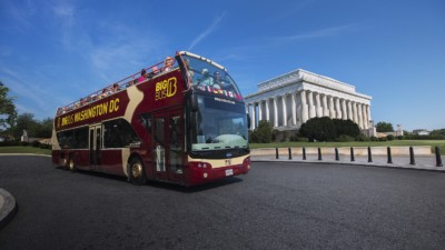 Washington Redskins - Lincoln Memorial