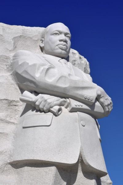 Washington Redskins - Martin-Luther-King-Memorial