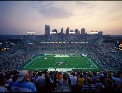Why you have to go to Nashville – even if you're not a Titans fan