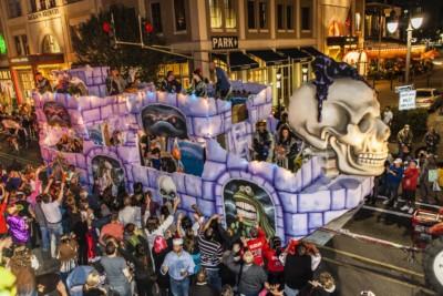 New Orleans Saints - Halloween