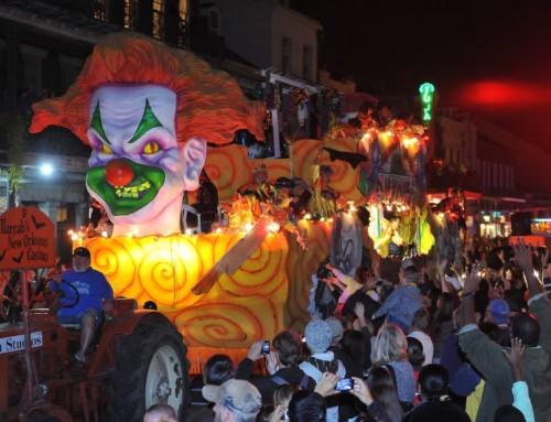 Halloween N'Orleans Style!