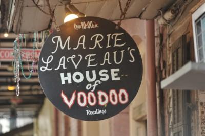 New Orleans Saints - House of Voodoo