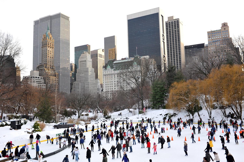 New York Jets - Ice rink