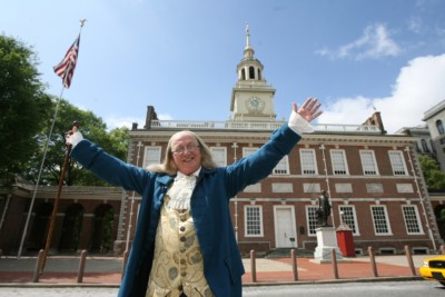 Philadelphia Eagles - Ben Franklin
