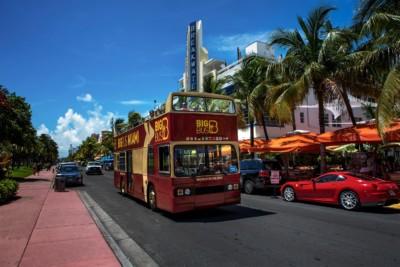 Miami Dolphins - Big Bus Tour