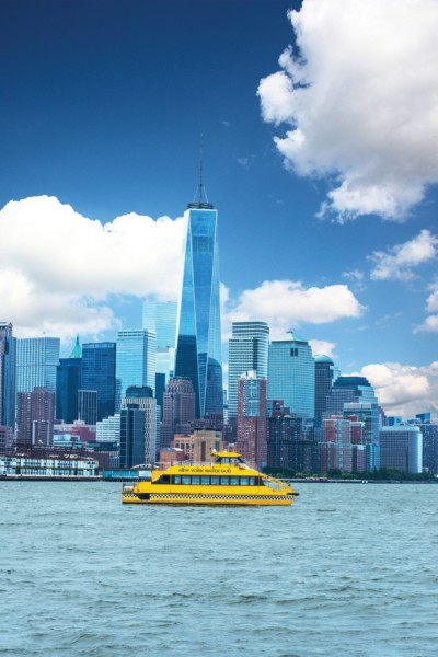 New York Jets - Water Taxi