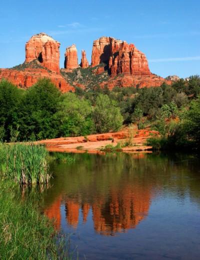 Arizona Cardinals - Sedona Red Rock
