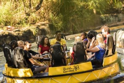 Tampa Bay Buccaneers - Busch_Gardens_Congo_River_Ride