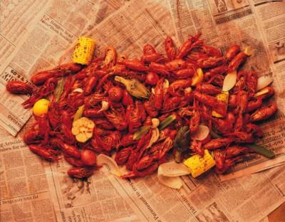 New Orleans Saints - boiled_crawfish
