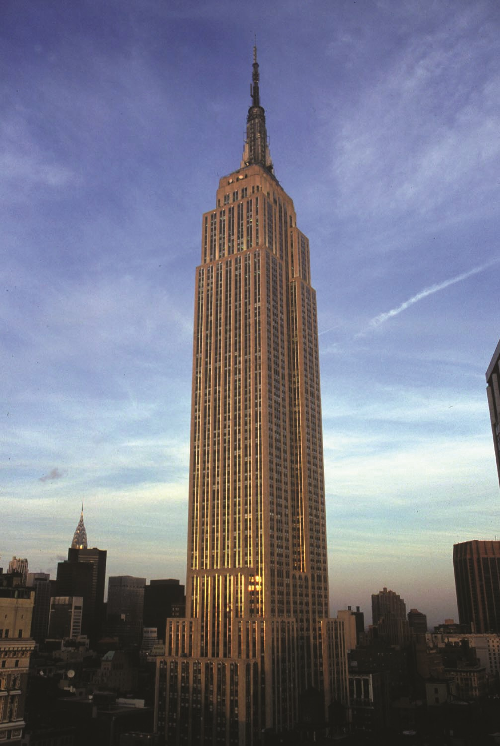 New York Jets - Empire State Building