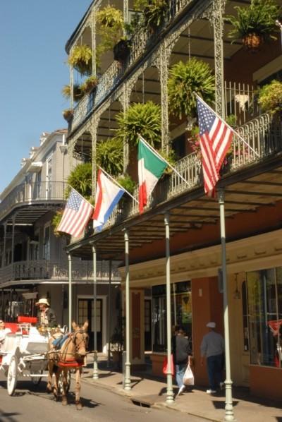 New Orleans Saints - French Quarter