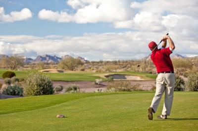 Arizona Cardinals - Golfer