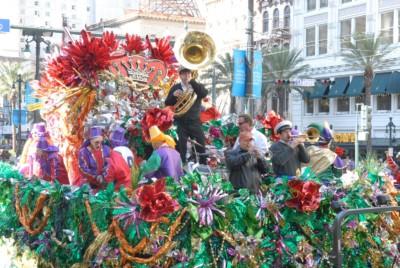 New Orleans Saints - Mardi Gras