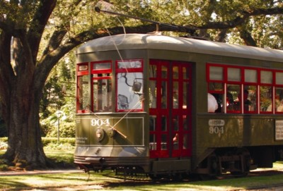 New Orleans Saints - Street car