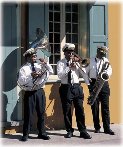 New Orleans Saints - three_jazz_musicians