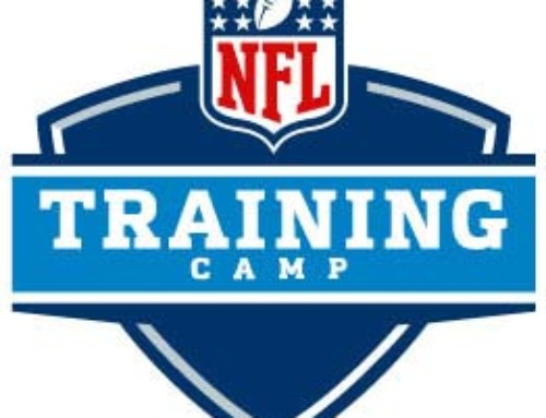 NFL Training Camp – The Journey Starts Here