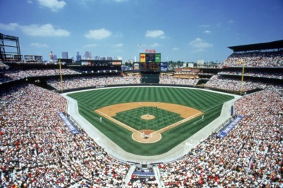 Atlanta Falcons - Atlanta Braves
