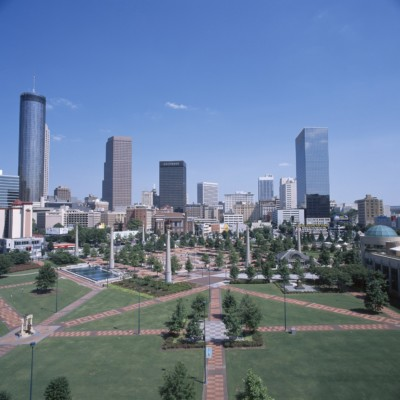 Atlanta Falcons - Centennial Olympic Park