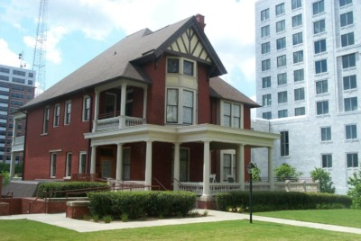 Atlanta Falcons - Margaret Mitchell's House - author of Gone With the Wind