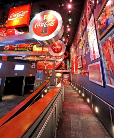 Atlanta Falcons - CocaCola Interior