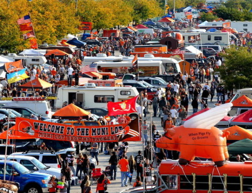 Tailgating – local flavours and traditions complete gameday