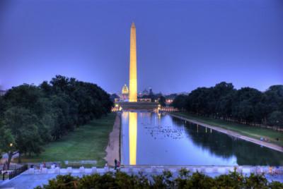 Washington Redskins - Washington Monument