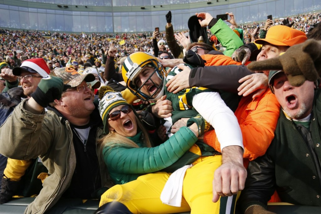 Touchdown Trips Packers Tour - Be the fan in stands!