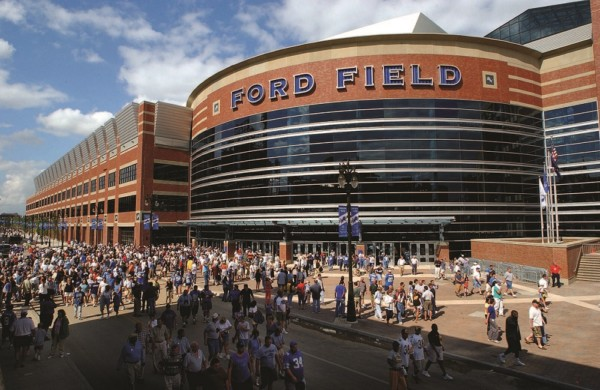 The Great Lakes Tour - Ford Field