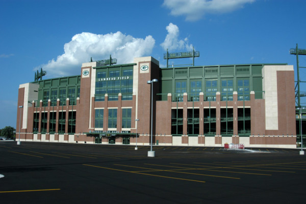 The Great Lakes Tour - Lambeau Field