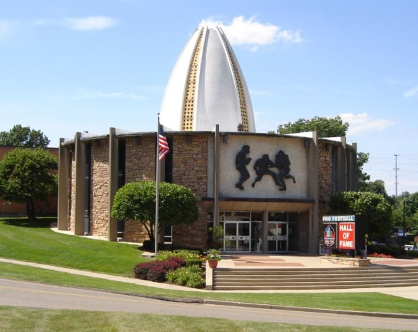 The Great Lakes Tour - NFL Hall of Fame
