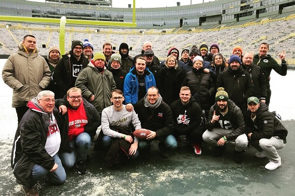 Group Tours - Gridiron Tour