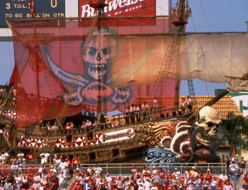 Brady is a Buccaneer – Tampa Trip Time!