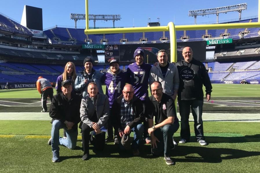 Touchdown Trips UKRavens Tour - Baltimore, Maryland