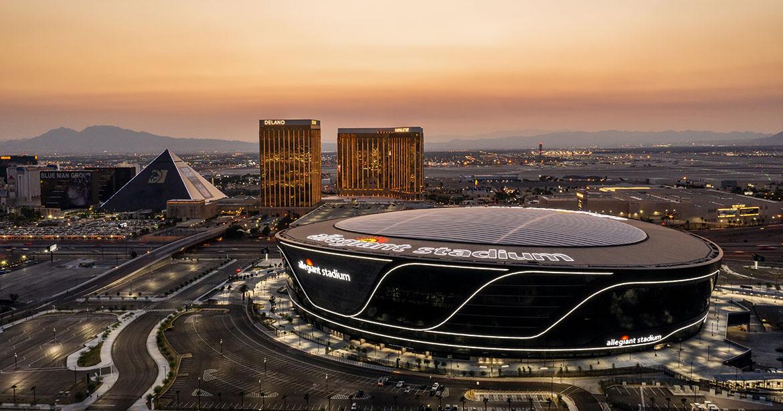 Las Vegas Allegiant Stadium